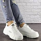 Женские белые кроссовки Lola 1298 (38 размер), фото 5