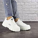 Женские белые кроссовки Lola 1298 (38 размер), фото 7