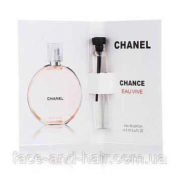Chanel Chance Eau Vive - Sample 5ml