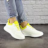 Женские белые кроссовки Molly 1510 (36 размер), фото 4