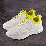 Женские белые кроссовки Molly 1510 (36 размер), фото 7