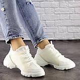 Женские белые кроссовки Nicky 1498 (41 размер), фото 2