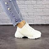 Женские белые кроссовки Nicky 1498 (41 размер), фото 3