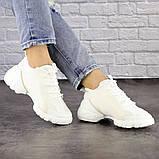 Женские белые кроссовки Nicky 1498 (41 размер), фото 4