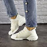 Женские белые кроссовки Nicky 1498 (41 размер), фото 5