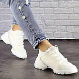 Женские белые кроссовки Nicky 1498 (41 размер), фото 6