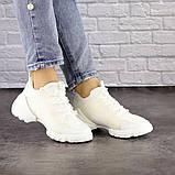 Женские белые кроссовки Nicky 1498 (41 размер), фото 7
