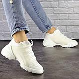Женские белые кроссовки Nicky 1498 (41 размер), фото 8