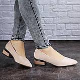 Женские туфли пудровые Tally 2026 (36 размер), фото 3