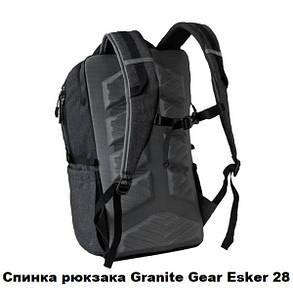 Рюкзак городской Granite Gear Esker 28 Black, фото 2