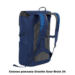 Рюкзак городской Granite Gear Brule 34 Highland Peat/Black, фото 2