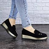 Женские туфли черные Boot 1923 (36 размер), фото 4