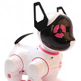 Робот-собака Smart Dancer Рожева, фото 5