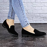 Женские туфли черные Elmo 1939 (36 размер), фото 2
