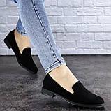 Женские туфли черные Elmo 1939 (36 размер), фото 3