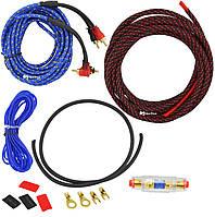 Комплект проводов для усилителя Sound Tech 10GA+C011 (5600)