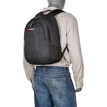 Рюкзак городской Caribee Nile 30L Black, фото 3