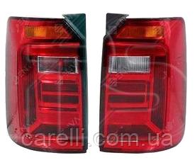 Фонарь задний правый светлый 1 дверь для VW CADDY 2015-