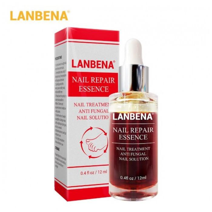 Сыворотка для ног от грибка LANBENA Nail Repair Essence, 12 мл