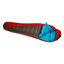 Спальный мешок Sir Joseph Erratic plus II 1000/190/-14.3°C Red/Blue (Right), фото 2