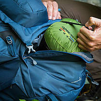 Рюкзак туристический Ferrino Transalp 80 Blue/Yellow, фото 2