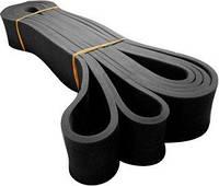 """Резина для тренировок """"Черная"""" Rubber Максимальная 38 - 84 кг."""