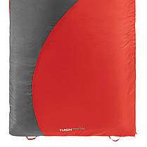 Спальный мешок Ferrino Yukon Pro SQ/+3°C Scarlet Red/Grey (Left), фото 2