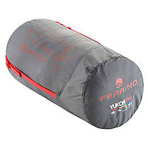 Спальный мешок Ferrino Yukon Pro SQ/+3°C Scarlet Red/Grey (Left), фото 3