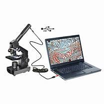Микроскоп National Geographic 40x-1024x USB (с кейсом), фото 3