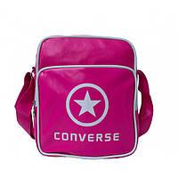Сумка на плечо Converse 4144 Размер 21x24x8 Розовая
