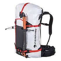 Рюкзак туристический Ferrino Instinct 30+5 White, фото 3