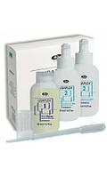 Lisaplex Intro Kit профессиональный стартовый набор для восстановления волос 3*475мл