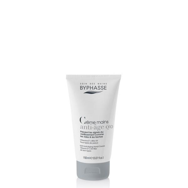 Byphasse Q10 Anti-aging Hand Cream Крем для рук антивозрастной крем для рук 150 мл