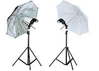 Студийная фото стойка STAND, Штатив для лампы и вспышки регулируемый 200см
