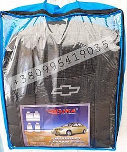 Чохли Шевроле Авео 2011 - Chevrolet Aveo 2011 - Nika модельний комплект