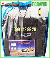 Автомобильные чехлы Шевроле Лачетти 2003- хэтчбек Авточехлы Chevrolet Lacetti 2003- HB Nika модельный комплект
