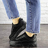 Женские черные кроссовки Rosco 1674 (37 размер), фото 2