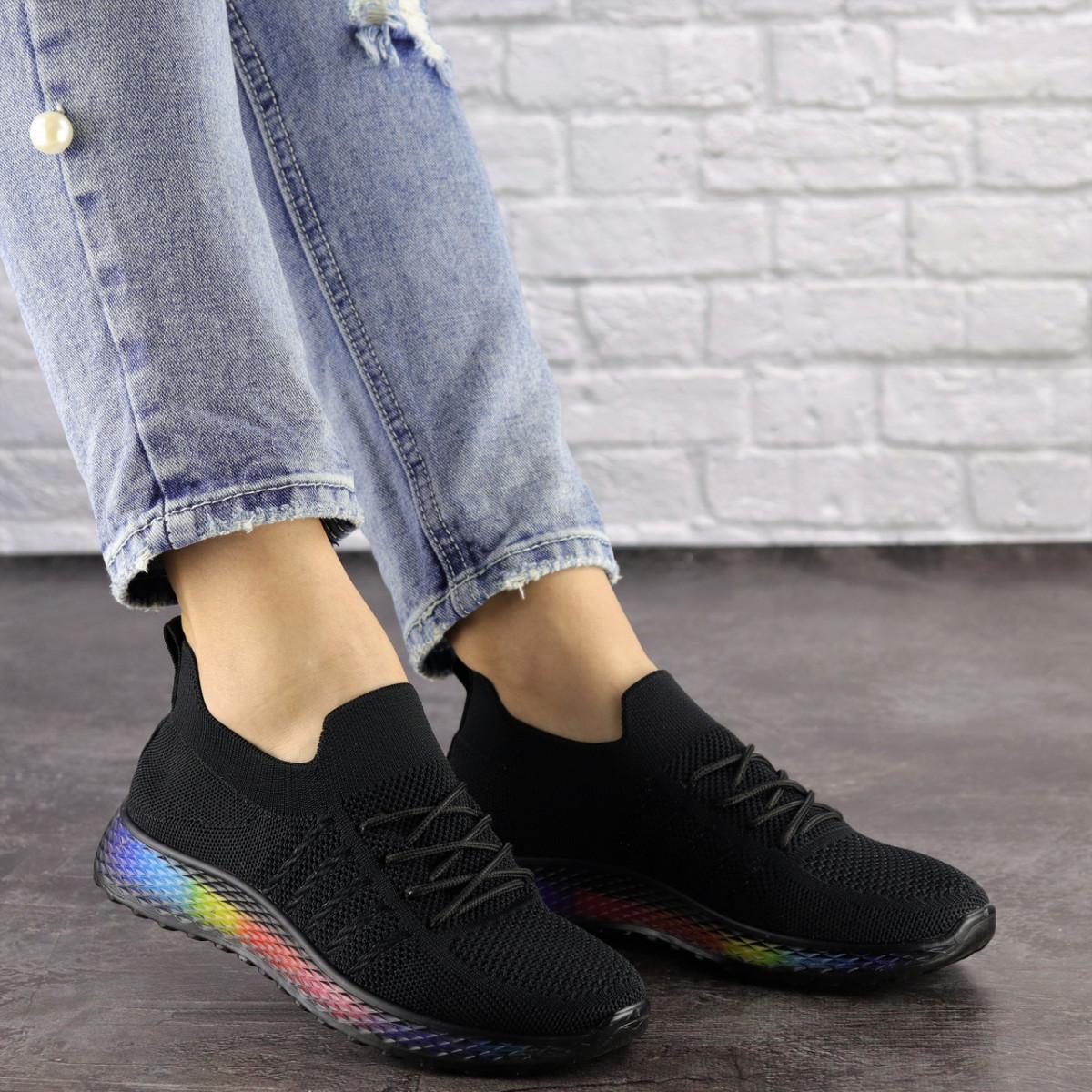 Женские черные кроссовки Simba 1476 (37 размер)