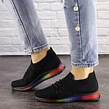 Женские черные кроссовки Simba 1476 (37 размер), фото 5