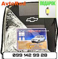 Автомобильные чехлы Шевроле Нива 2002-2014 Авточехлы Chevrolet Niva 2002-2014 Nika модельный комплект
