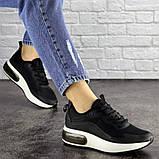 Женские черные кроссовки Zeke 1681 (37 размер), фото 3