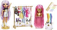 Рейнбоу Хай Набор с Куклой Модная студия Єйвери Стайлз Rainbow High Fashion Studio Avery Styles, фото 1