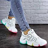 Кроссовки женские белые Ajax 2099 (36 размер), фото 4