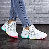 Кроссовки женские белые Ajax 2099 (36 размер), фото 5