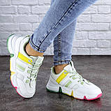 Кроссовки женские белые Asia 2097 (36 размер), фото 2