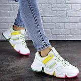 Кроссовки женские белые Asia 2097 (36 размер), фото 3