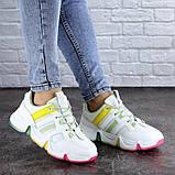 Кроссовки женские белые Asia 2097 (36 размер), фото 5