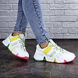 Кроссовки женские белые Asia 2097 (36 размер), фото 6
