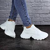 Кроссовки женские белые Avi 2105 (36 размер), фото 3