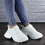 Кроссовки женские белые Avi 2105 (36 размер), фото 5
